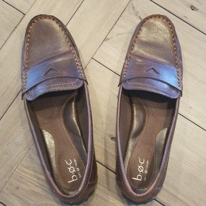 B.O.C. Brown loafers woman's